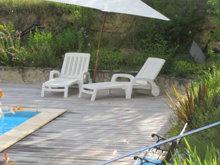 Location de vacances - Villa à Salviac - Détente