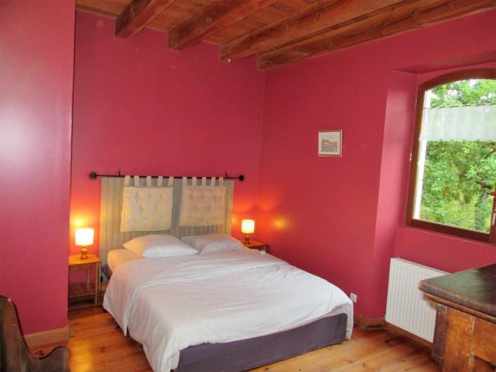 Location de vacances - Villa à Salviac - Chambre 1  RDC  ; 12m2