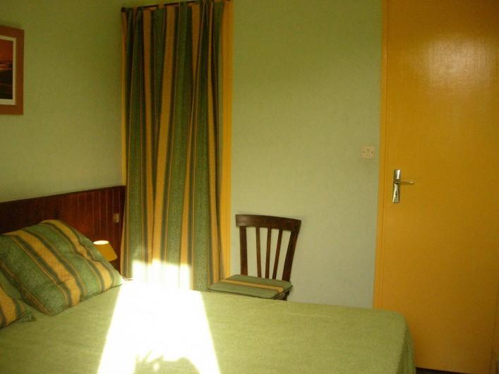 Location de vacances - Appartement à Le Cap d'Agde - Chambre 1