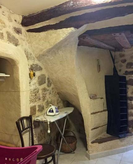 Location de vacances - Appartement à Fontès - Buanderie