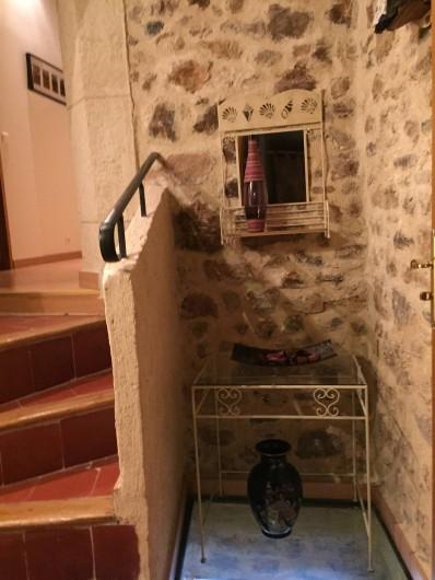 Location de vacances - Appartement à Fontès - Inter étage