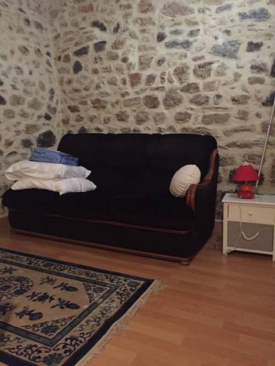 Location de vacances - Appartement à Fontès - Mezzanine