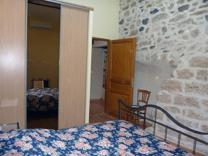 Location de vacances - Appartement à Fontès - Chambre 2