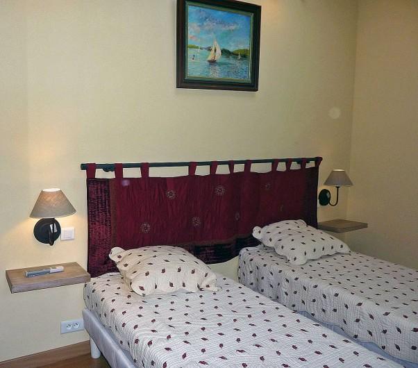 Location de vacances - Appartement à Fontès - Chambre 3