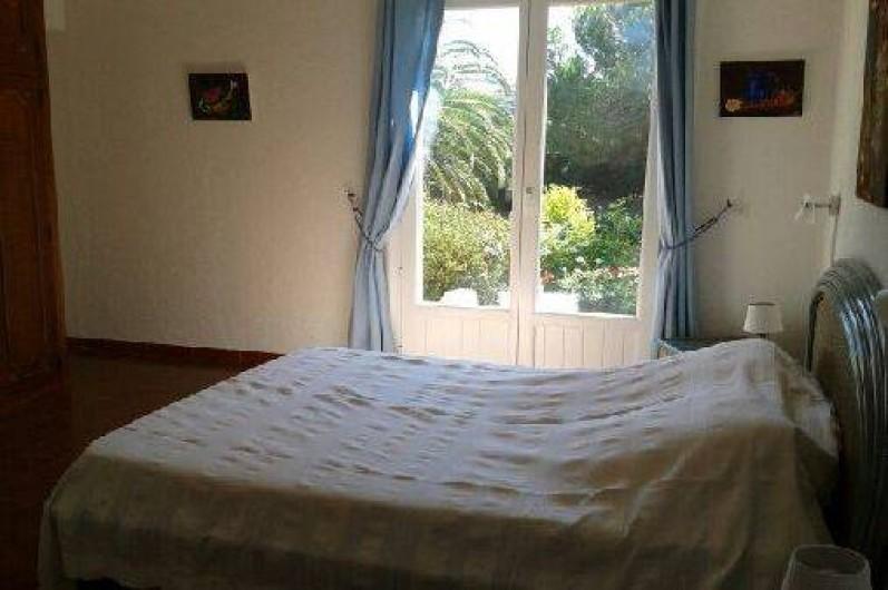 Location de vacances - Appartement à Cargèse - Chambre 2 du RDC
