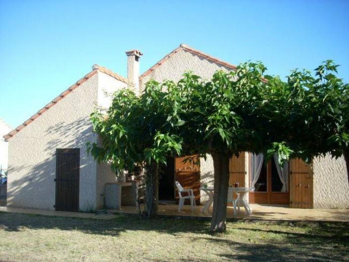 Location de vacances - Villa à Saint-Cyprien Plage - La villa