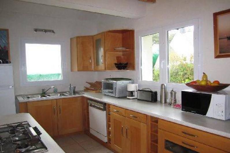 Location de vacances - Villa à Arzon - La cuisine