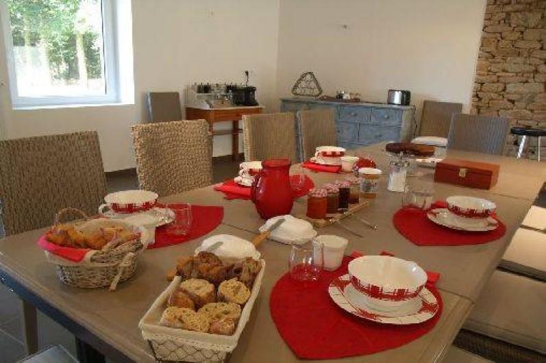 Location de vacances - Chambre d'hôtes à Nivillac