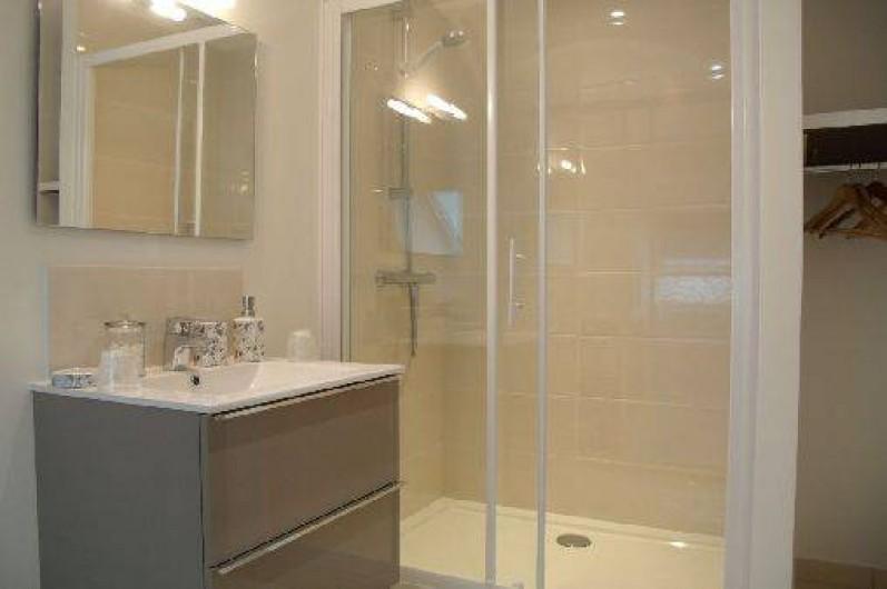 Location de vacances - Chambre d'hôtes à Nivillac - Salle d'eau Romantique