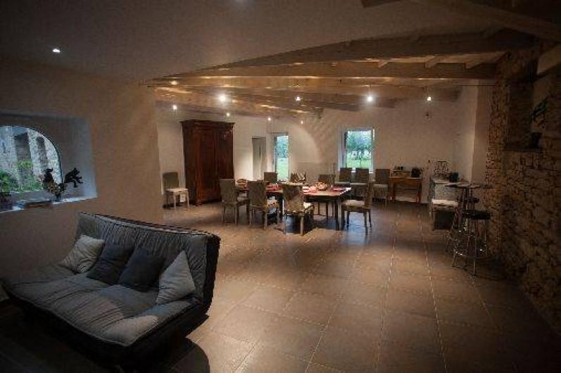 Location de vacances - Chambre d'hôtes à Nivillac - Séjour