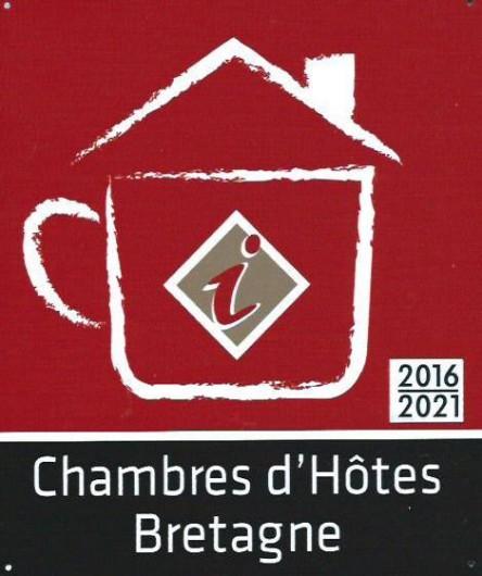 Location de vacances - Chambre d'hôtes à Nivillac - Label qualité