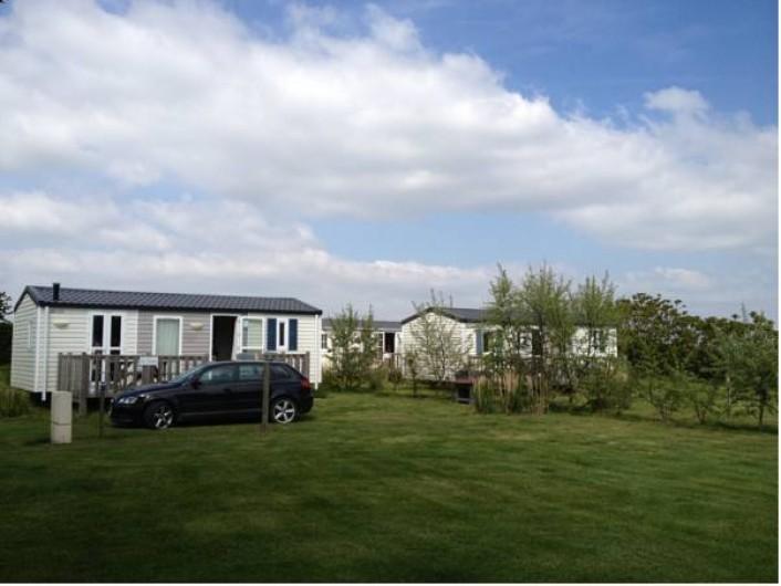 Location de vacances - Bungalow - Mobilhome à Le Crotoy - Les locations