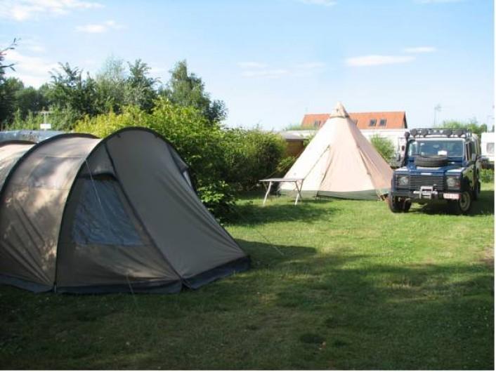 Location de vacances - Bungalow - Mobilhome à Le Crotoy - Location d'emplacements