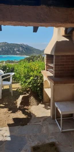 Location de vacances - Villa à Porto-Vecchio - Barbecue/Plancha