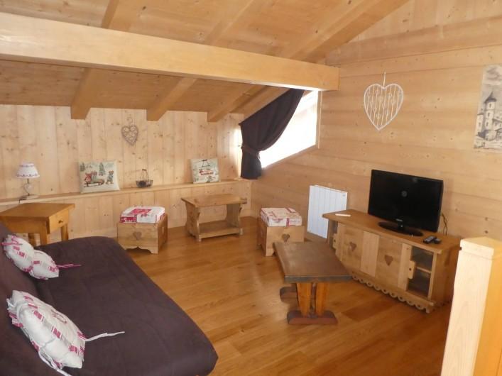 Location de vacances - Chalet à Megève - la salle de jeux