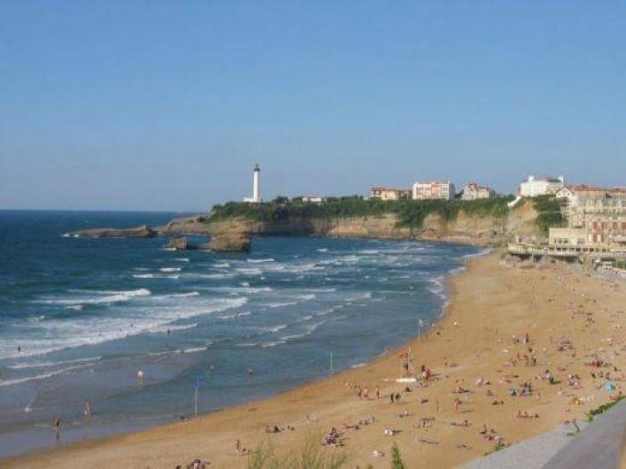 Location de vacances - Villa à Bidarray - plages de la Côte Basque à 30 min