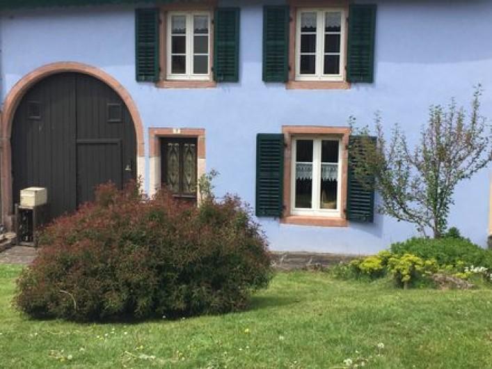 Location de vacances - Gîte à Raon-lès-Leau - Maison de village