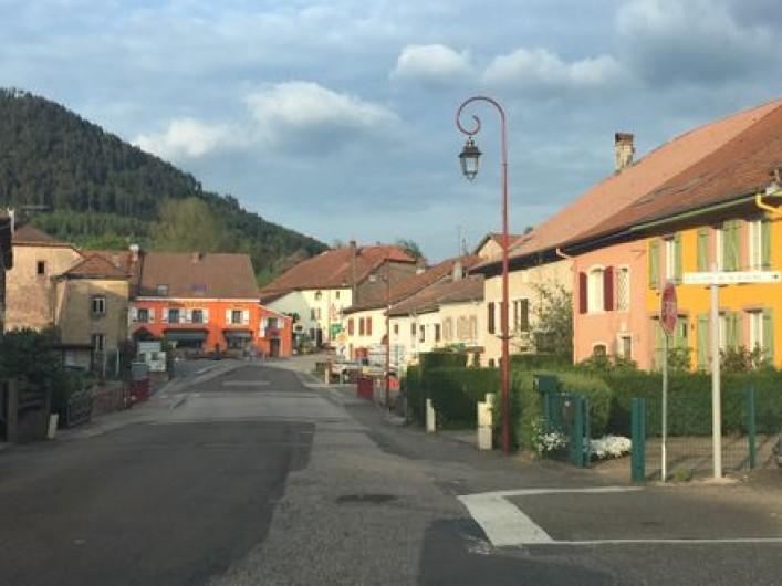 Location de vacances - Gîte à Raon-lès-Leau - Village de Raon sur Plaine