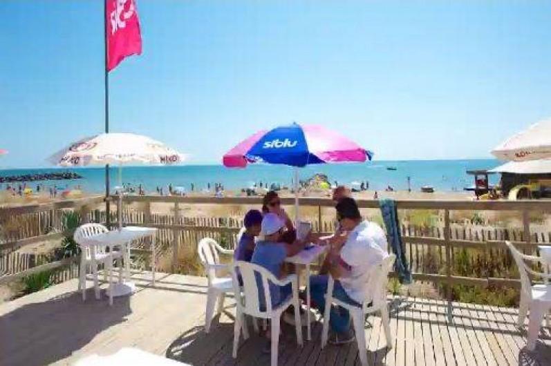 "Location de vacances - Camping à Vias - Beach Club ""la carabasse"""