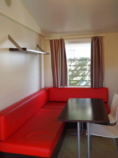 Location de vacances - Bungalow - Mobilhome à Salavas - Mobil home 5 personnes O'hara grand confort