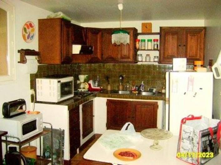 Location de vacances - Villa à Puget - cuisine