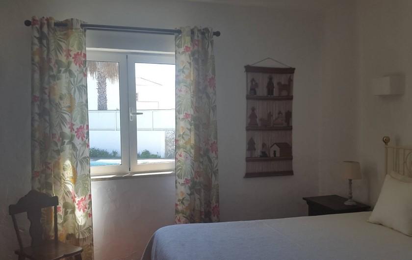Location de vacances - Villa à Albufeira - Chambre Crème (Double)