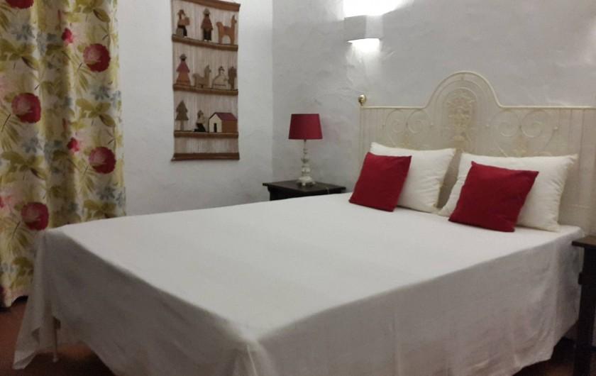 Location de vacances - Villa à Albufeira - chaqmbre cr`me (double)