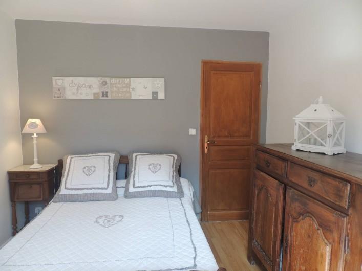 Location de vacances - Villa à Malves-en-Minervois - Chambre avec un lit en 140