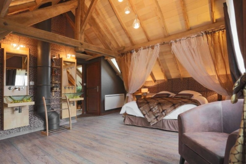 Location de vacances - Gîte à Carsac-Aillac - Le Séchoir