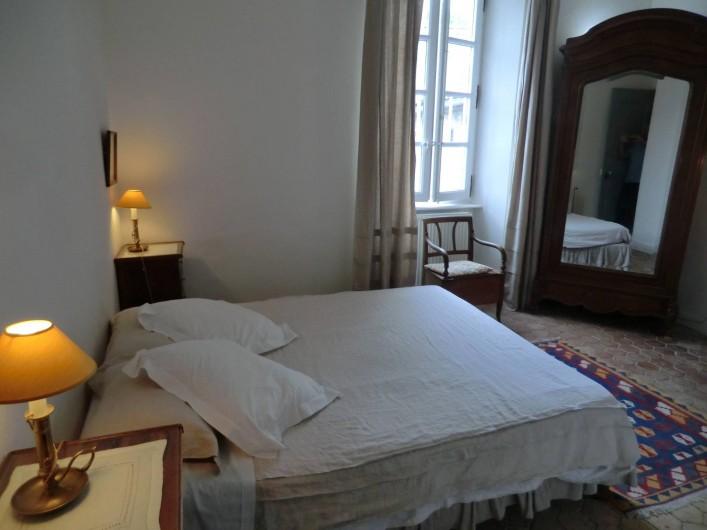 Location de vacances - Chambre d'hôtes à Saint-Lager-Bressac - Chambre COUR