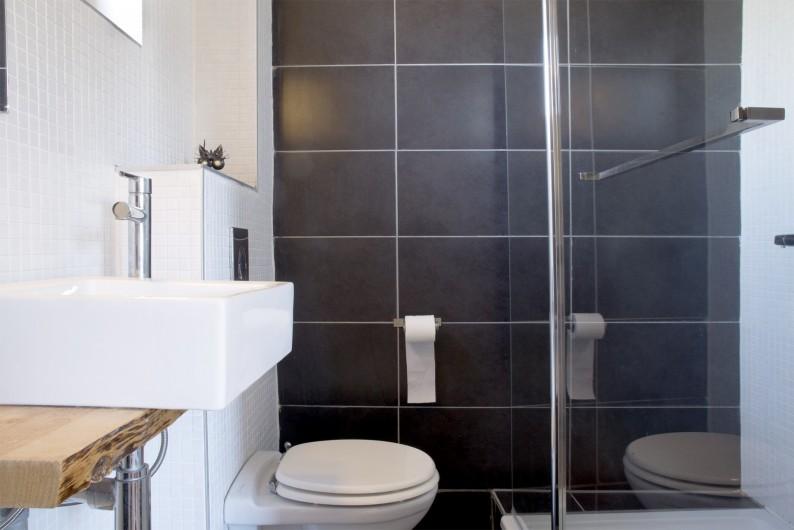 Location de vacances - Mas à Bouquet - La salle de bain n°2