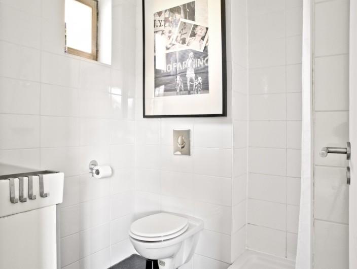 Location de vacances - Mas à Bouquet - La salle de bain n°1