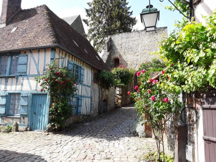 Location de vacances - Gîte à Beaudéduit - GERBEROY
