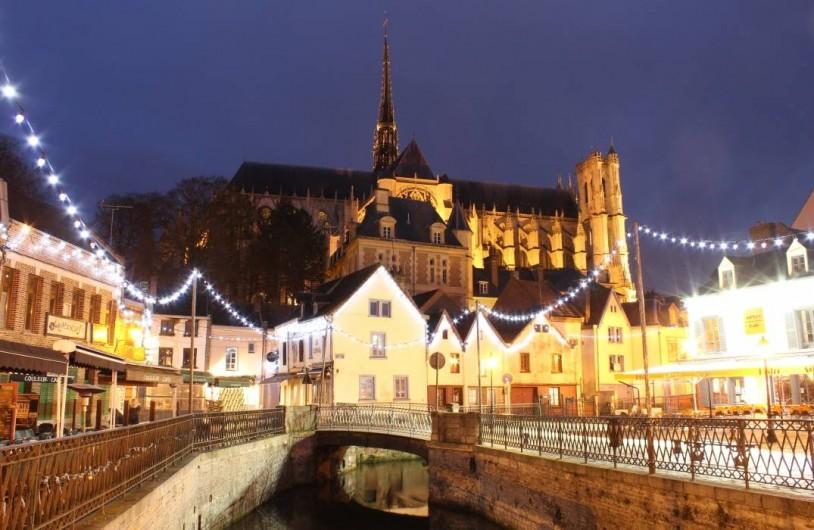 Location de vacances - Gîte à Beaudéduit - Amiens. Cathédrale. Quartier St Leu.