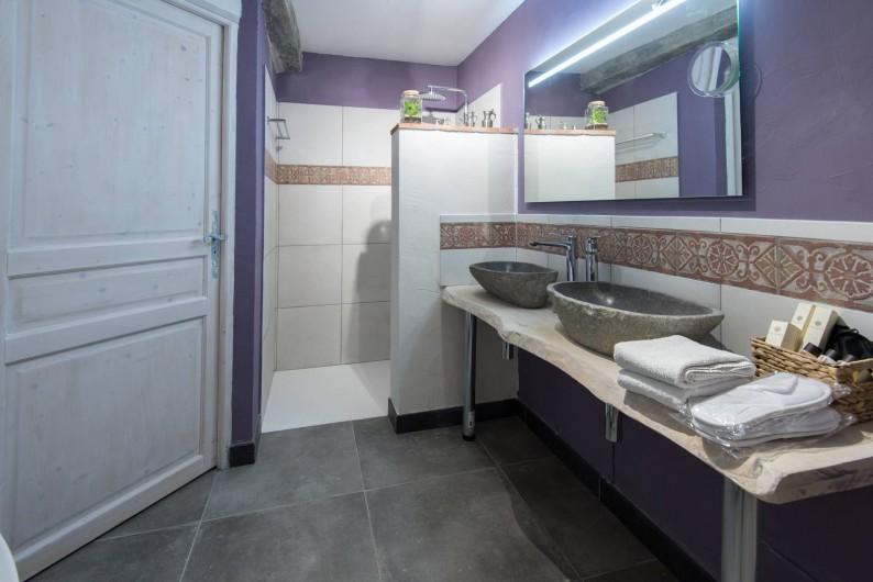 Location de vacances - Mas à Oms - Suite Luxe Canigou