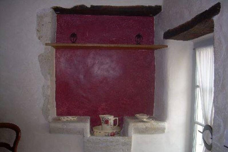Location de vacances - Gîte à Castéra-Verduzan - ancien évier restauré
