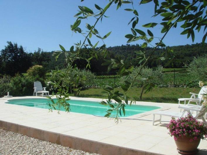 Location de vacances - Villa à Vaugines