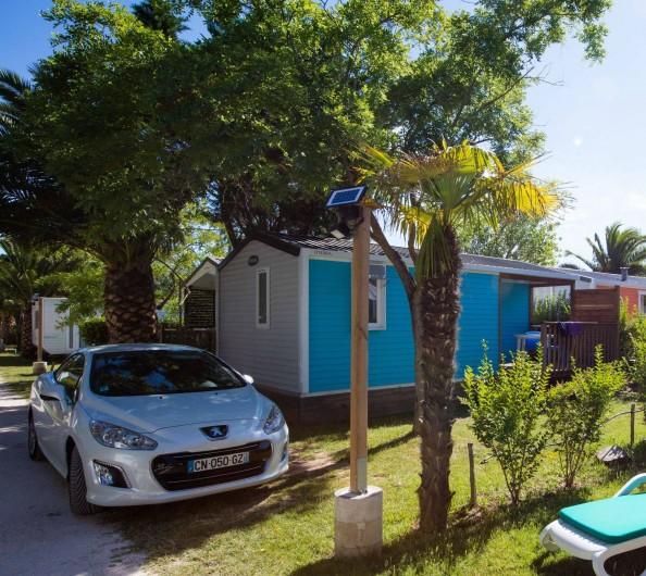 Location de vacances - Bungalow - Mobilhome à Agde - MH 24m²