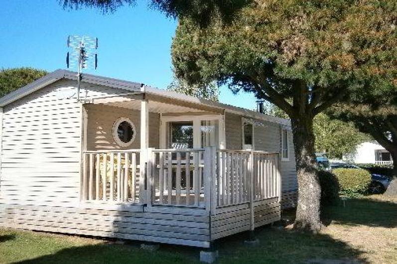 Location de vacances - Camping à Carnac