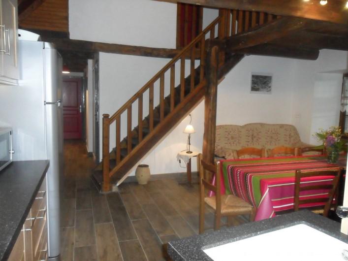 Location de vacances - Gîte à Saint-Pierre-de-Nogaret - Séjour
