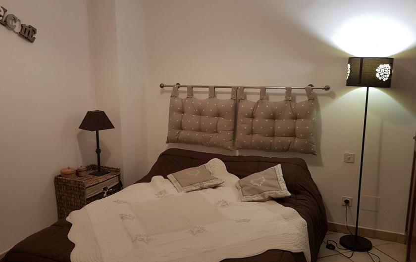 Location de vacances - Appartement à Saint-Gilles - chambre 1