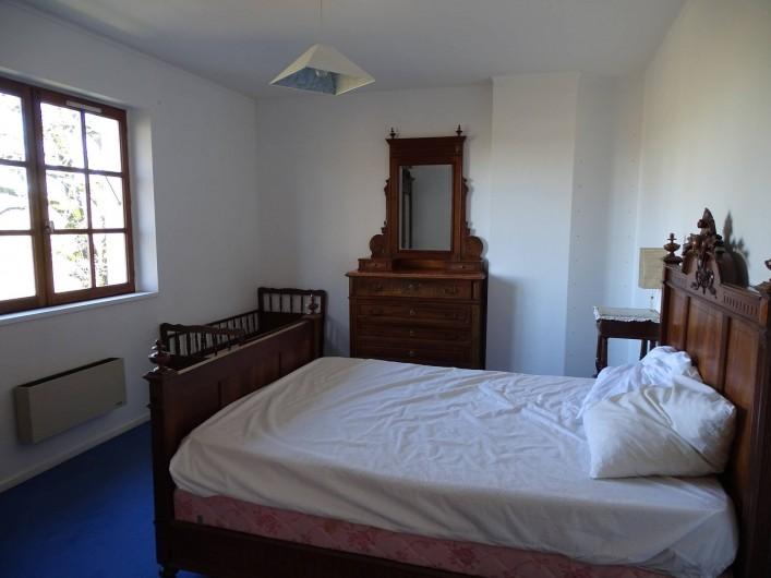 Location de vacances - Gîte à Louslitges - Chambre 1