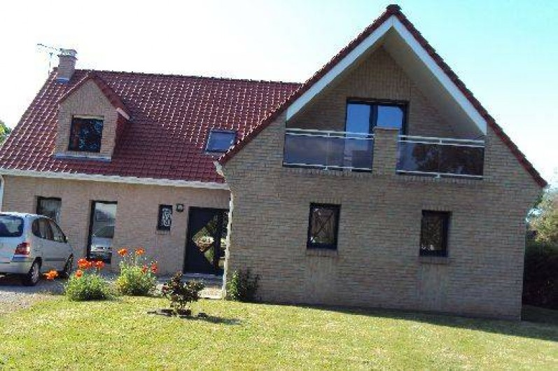 Location de vacances - Maison - Villa à Merlimont