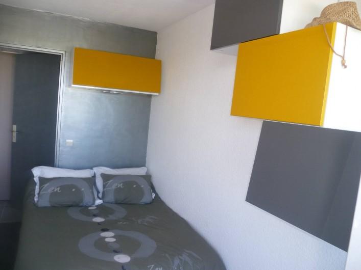 Location de vacances - Appartement à Le Grau-du-Roi - chambre